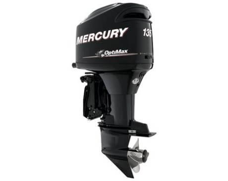 mercury optimax 135 hk